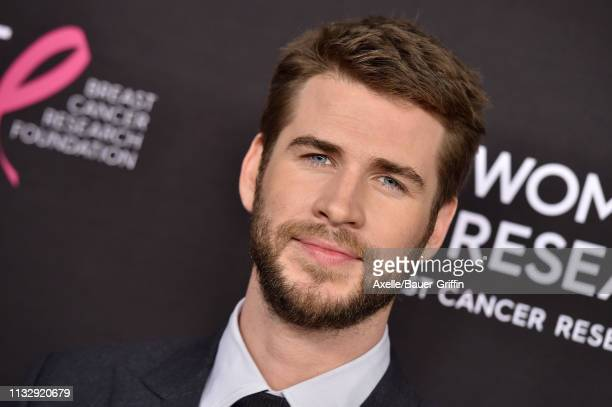 Liam Hemsworth attends The Women's Cancer Research Fund's An Unforgettable Evening Benefit Gala at the Beverly Wilshire Four Seasons Hotel on...