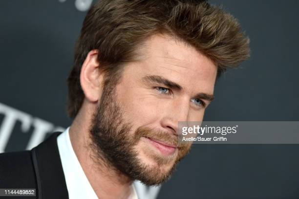 Liam Hemsworth attends the World Premiere of Walt Disney Studios Motion Pictures 'Avengers Endgame' at Los Angeles Convention Center on April 22 2019...