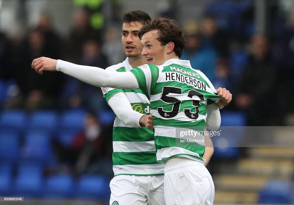St Johnstone v Celtic - Ladbrokes Scottish Premiership : News Photo