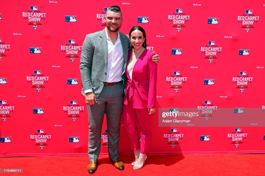 MLB Red Carpet Show, Presented by Chevrolet : News Photo