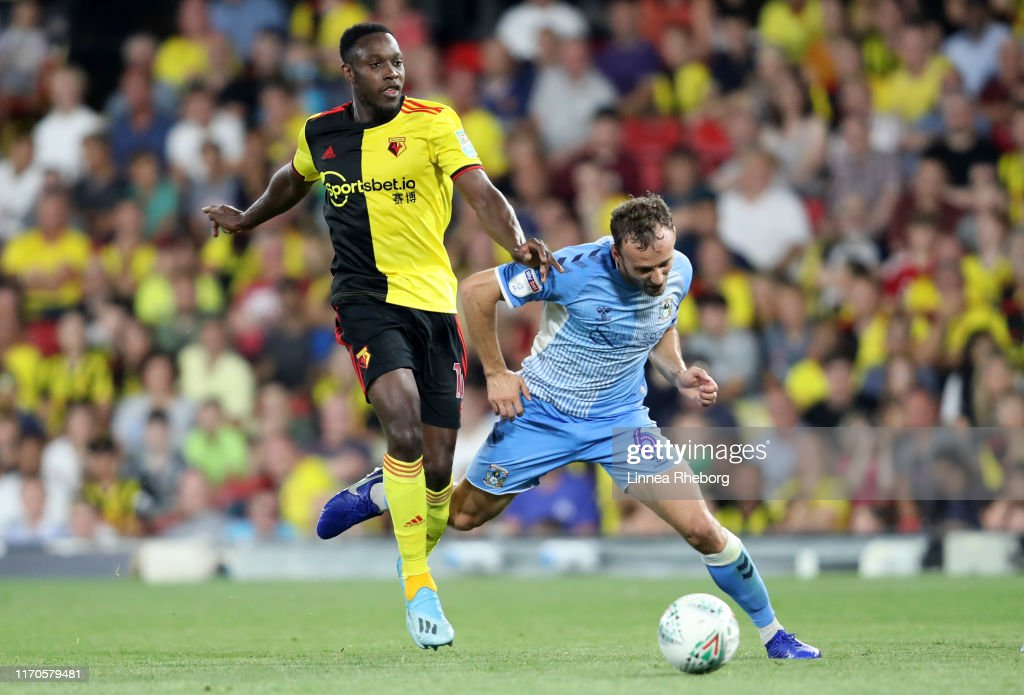 Watford v Coventry City - Carabao Cup Second Round : News Photo