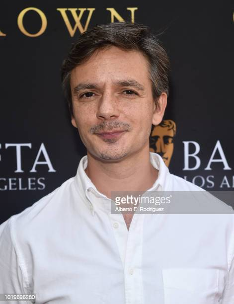 Liam Lane attends the BAFTALA Summer Garden Party at The British Residence on August 19 2018 in Los Angeles California