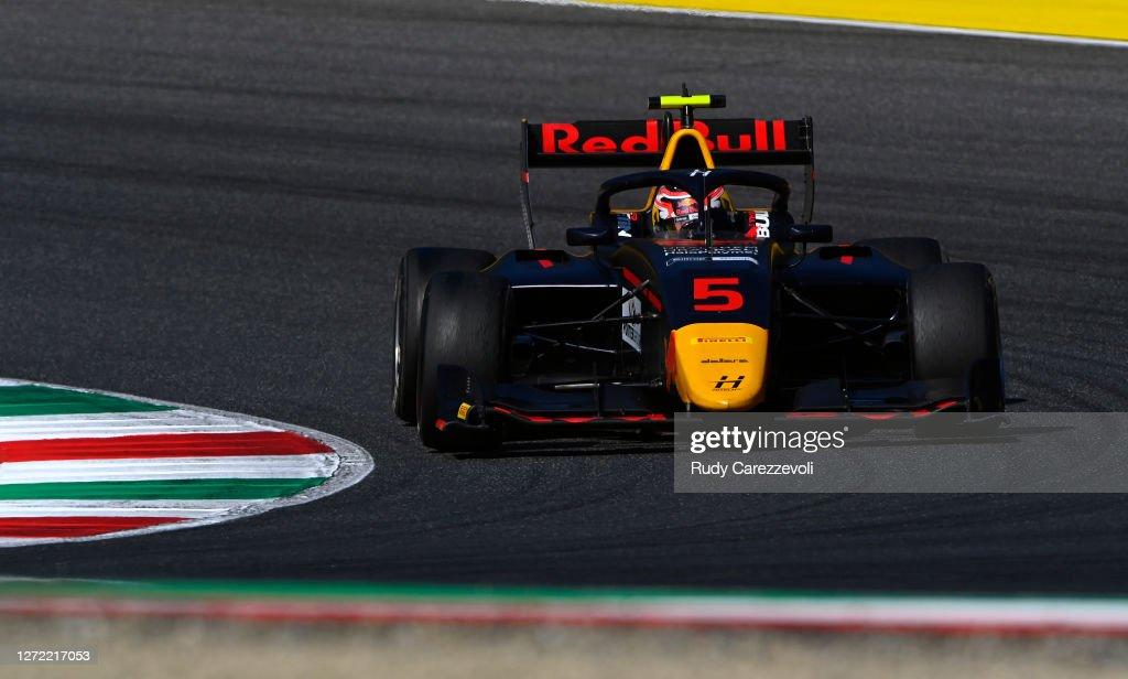 Formula 3 Championship - Round 9:Mugello - Second Race : News Photo