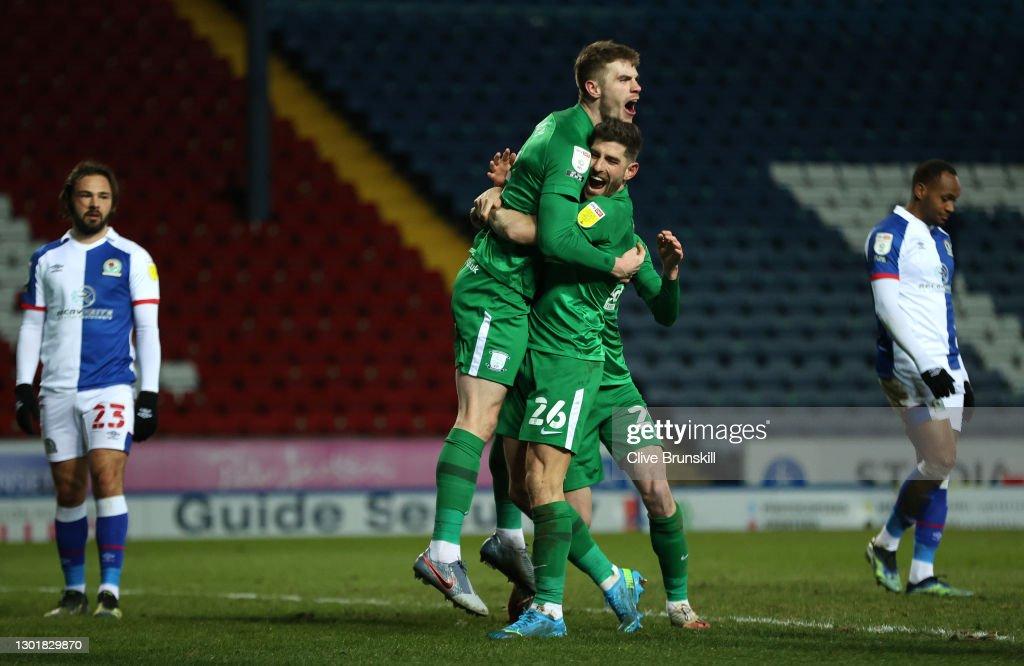 Blackburn Rovers v Preston North End - Sky Bet Championship : News Photo