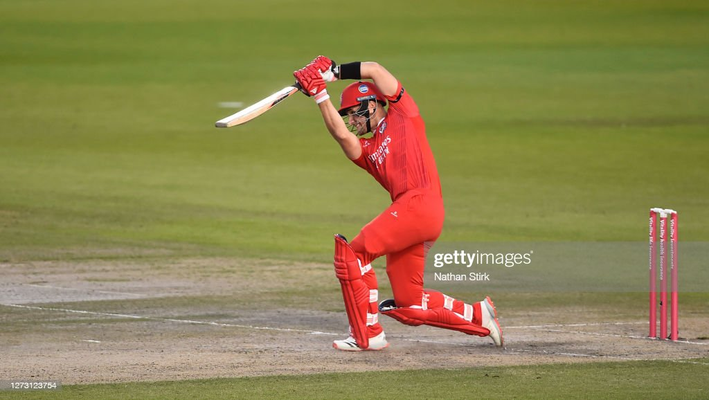 Lancashire Lightning v Yorkshire Vikings - T20 Vitality Blast 2020 : News Photo