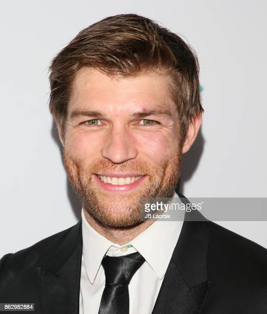 Liam McIntyre attends the 6th Annual Australians in film award benefit dinner on October 16 2017 in Hollywood California