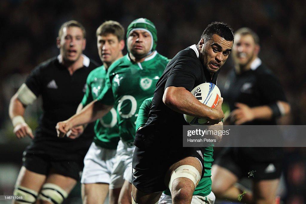 New Zealand v Ireland