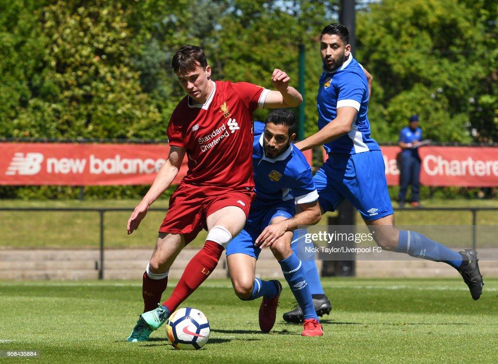 Liverpool U23 v Panjab FA: Friendly : News Photo