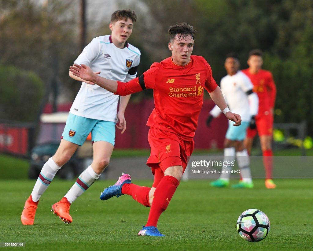 Liverpool v West Ham United: U18 Premier League : ニュース写真
