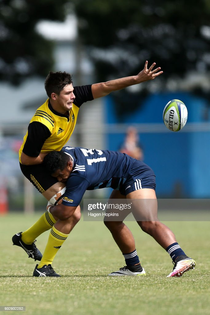 Hurricanes v Blues - Development Squad Trial Match