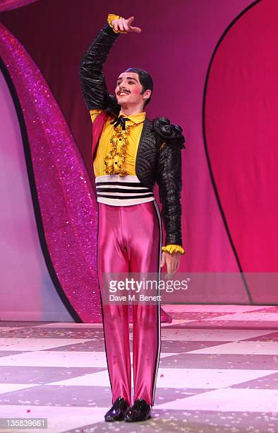 Liam Mower performs at the press night for Matthew Bourne's The Nutcracker at Sadler's Wells Theatre on December 142011 in LondonEngland