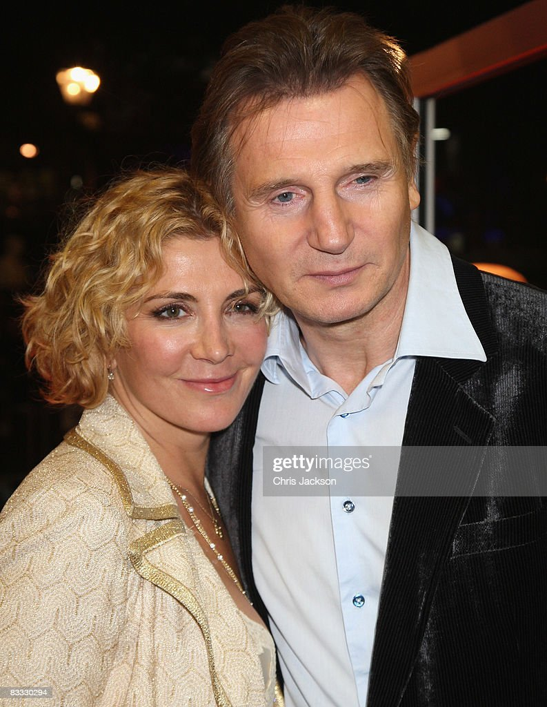 BFI 52 London Film Festival: 'The Other Man' - Red Carpet : News Photo