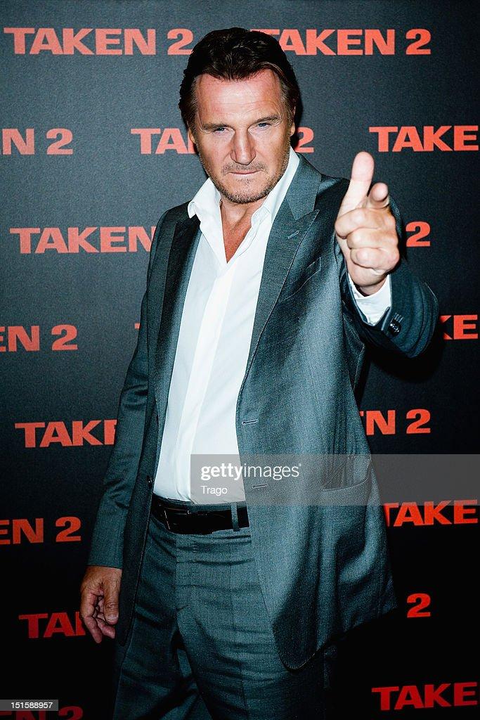 'Taken 2' Paris Premiere - Photocall