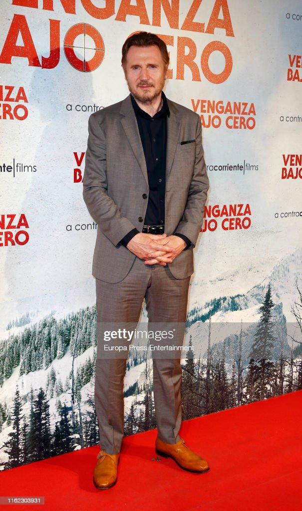 """""""Venganza Bajo Cero"""" Madrid Premiere : News Photo"""