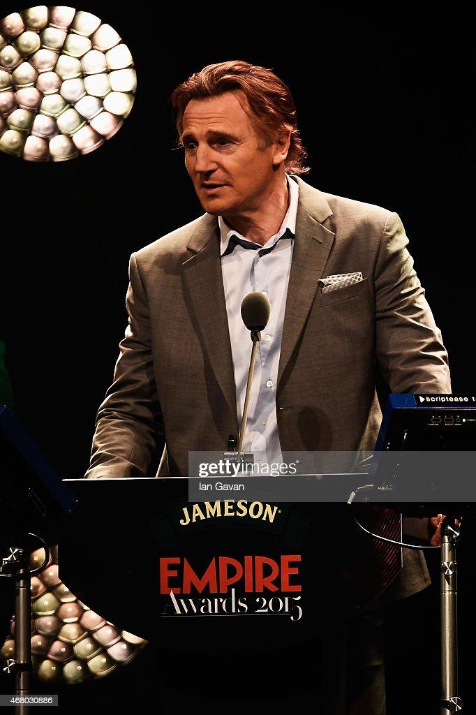 Jameson Empire Awards 2015 - Awards Show : News Photo