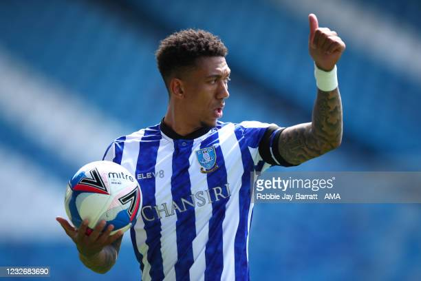 Liam Palmer of Sheffield Wednesday during the Sky Bet Championship match between Sheffield Wednesday and Nottingham Forest at Hillsborough Stadium on...