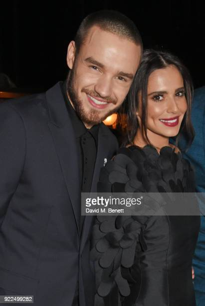 Liam Payne and Cheryl attend the Universal Music BRIT Awards AfterParty 2018 hosted by Soho House and Bacardi at The Ned on February 21 2018 in...
