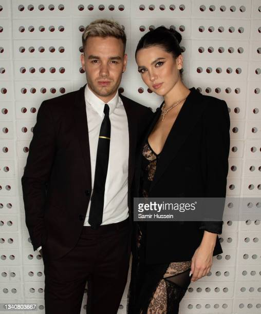 Liam Payne and Maya Henry attend The Face LFW Party at The Standard on September 16, 2021 in London, England.