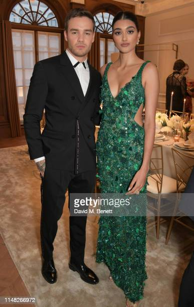 Liam Payne and Neelam Gill attend the Cartier and British Vogue Darlings Dinner at the Residence at Cartier New Bond Street on June 5 2019 in London...
