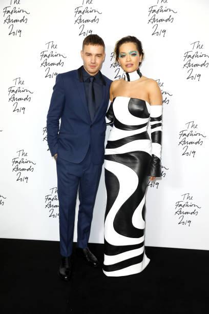 GBR: The Fashion Awards 2019 - Winners Room