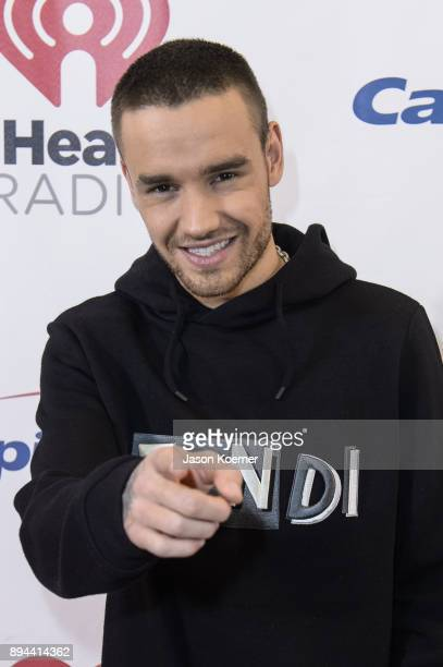 Liam Payne arrives at the Y100 IHeart Radio Jingle Ball 2017at BBT Center on December 17 2017 in Sunrise Florida