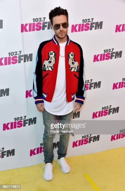 Liam Payne attends 1027 KIIS FM's 2017 Wango Tango at StubHub Center on May 13 2017 in Carson California