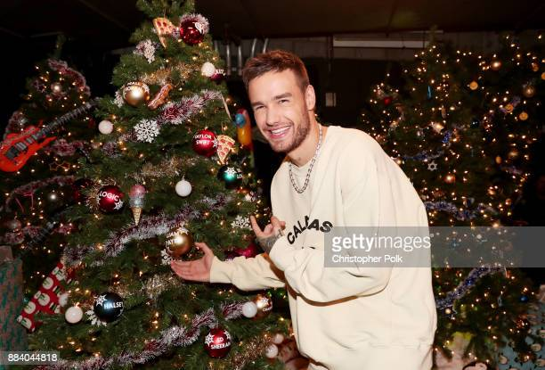 Liam Payne attends 1027 KIIS FM's Jingle Ball 2017 presented by Capital One at The Forum on December 1 2017 in Inglewood California