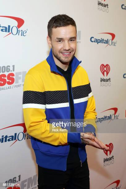 Liam Payne attends 1061 KISS FM's Jingle Ball 2017 Presented by Capital One at American Airlines Center on November 28 2017 in Dallas Texas