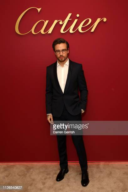 Liam Payne attends as Cartier celebrates the reopening of the New Bond Street boutique on January 31 2019 in London England