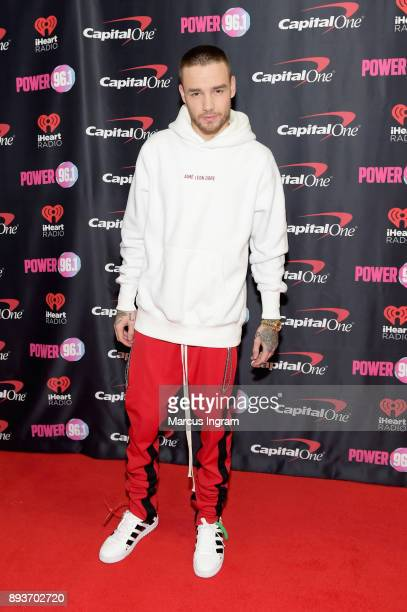Liam Payne attends Power 961's Jingle Ball 2017 Presented by Capital One at Philips Arena on December 15 2017 in Atlanta Georgia