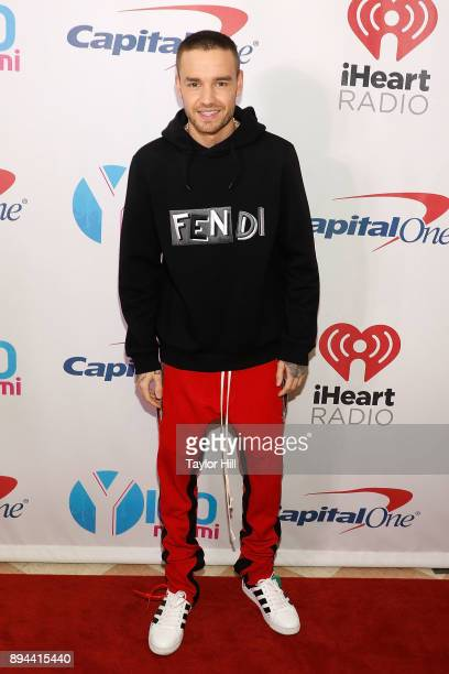 Liam Payne attends the 2017 Y100 Jingle Ball at BBT Center on December 17 2017 in Sunrise Florida