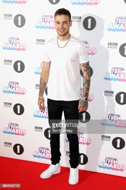 Liam Payne attends the BBC Radio 1 Teen Awards 2017 at Wembley Arena on October 22 2017 in London England
