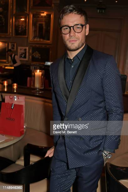 Liam Payne attends the British GQ LFWM dinner hosted by Dylan Jones and Liam Payne with HUGO during London Fashion Week Men's June 2019 at Berners...