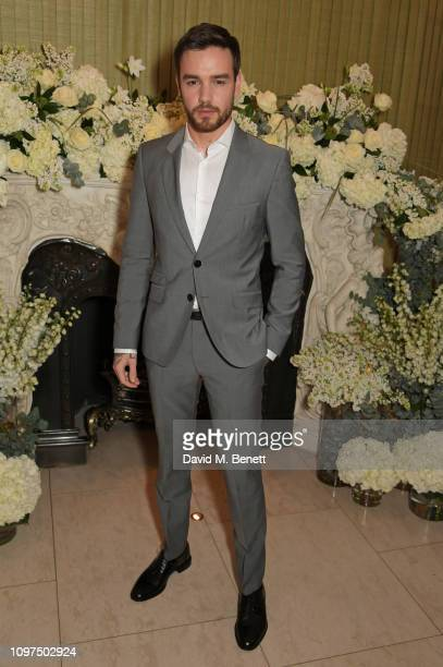 Liam Payne attends the British Vogue and Tiffany Co Celebrate Fashion and Film Party at Annabel's on February 10 2019 in London England