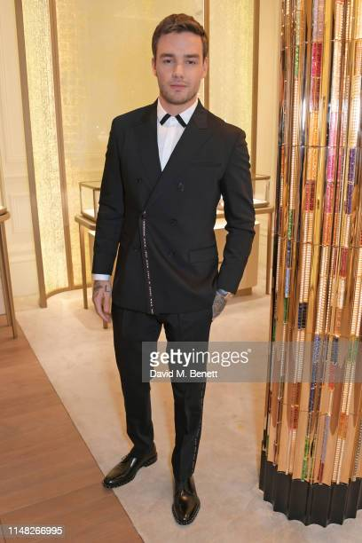 Liam Payne attends the Cartier and British Vogue Darlings Dinner at the Residence at Cartier New Bond Street on June 5 2019 in London England