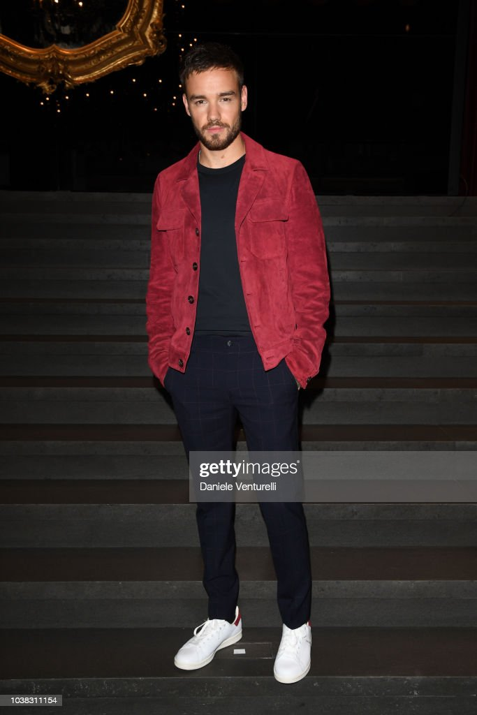 Giorgio Armani - Front Row - Milan Fashion Week Spring/Summer 2019