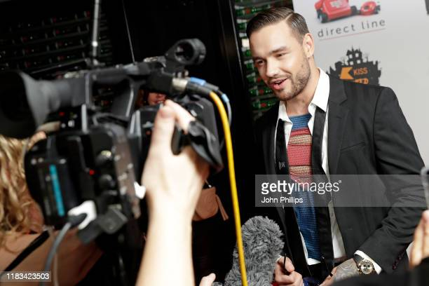 Liam Payne attends the KISS Haunted House Party 2019 at The SSE Arena Wembley on October 25 2019 in London England