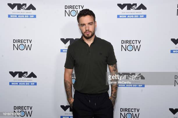 Liam Payne attends the MTV VMA Kickoff Concert presented by DirecTV Now at Terminal 5 on August 19 2018 in New York City