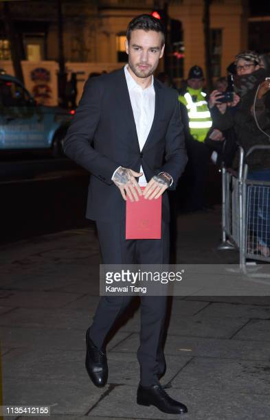 Liam Payne attends the Portrait Gala 2019 at National Portrait Gallery on March 12 2019 in London England