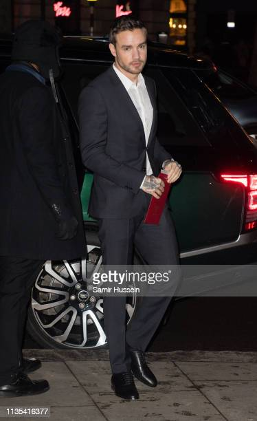 Liam Payne attends the Portrait Gala 2019 at the National Portrait Gallery on March 12 2019 in London England
