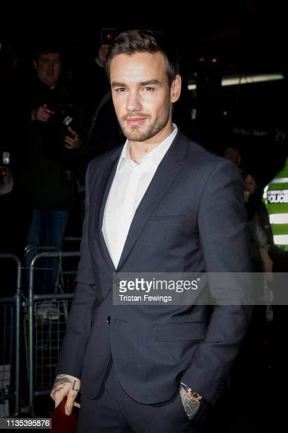 Liam Payne attends the Portrait Gala at National Portrait Gallery on March 12 2019 in London England