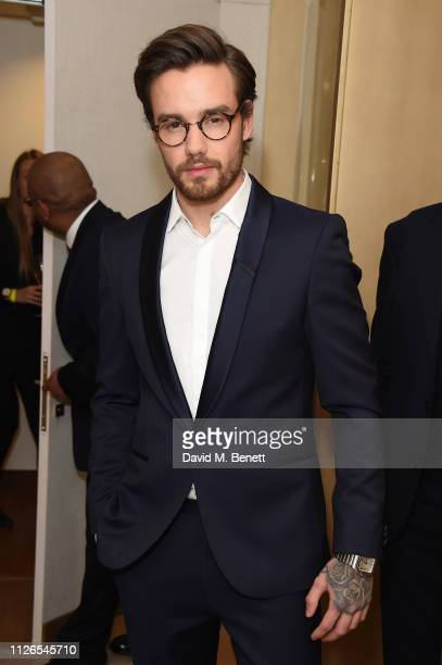 Liam Payne attends the reopening of the Cartier New Bond Street boutique on January 31 2019 in London England