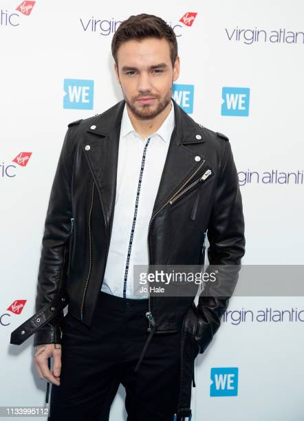 Liam Payne attends We Day UK at SSE Arena on March 06 2019 in London England