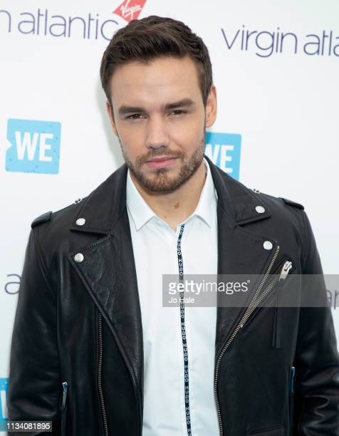 Liam Payne attends We Day UK at SSE Arena Wembley at SSE Arena on March 06 2019 in London England