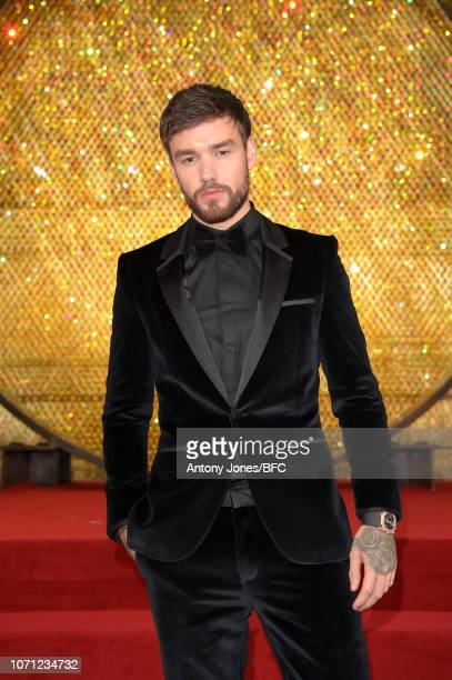 Liam Payne during The Fashion Awards 2018 In Partnership With Swarovski at Royal Albert Hall on December 10 2018 in London England