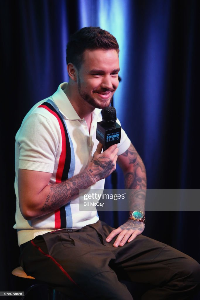 Liam Payne Q102 Studio Session