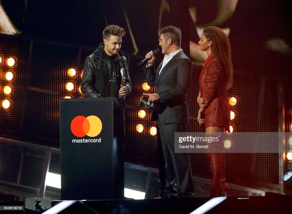 The BRIT Awards 2017 - Show : News Photo