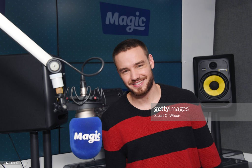 Liam Payne Visits Magic Radio