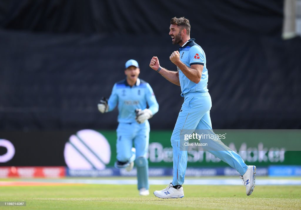 England v India - ICC Cricket World Cup 2019 : News Photo