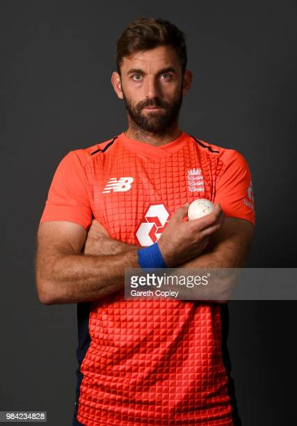 Liam Plunkett of England poses for a portrait at Edgbaston on June 26 2018 in Birmingham England